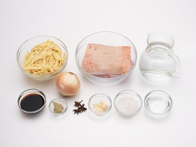 食譜-筍絲扣肉