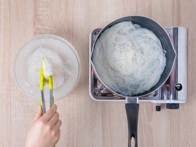 食譜-泰風辣味涼麵