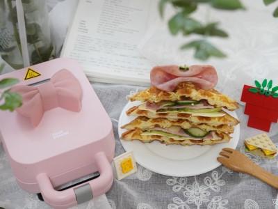 食譜-熱壓吐司大對決 真的什麼都能烤【鬆餅機料理】