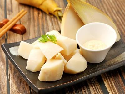 食譜-綠竹筍沙拉