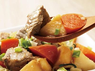 食譜-味噌馬鈴薯燉肉