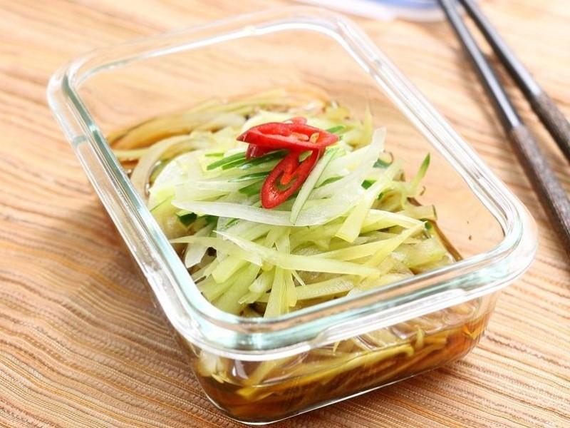 食譜-涼拌七味洋蔥