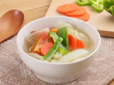 食譜-蔬菜料理