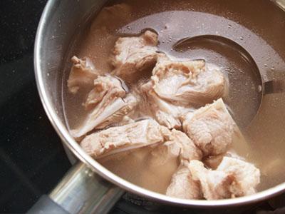 食譜-山藥排骨粥