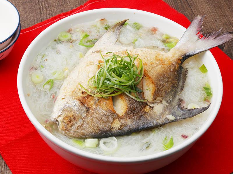 食譜-鯧魚米粉