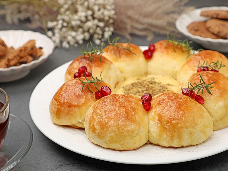 食譜-法式餐包佐卡門貝爾乳酪
