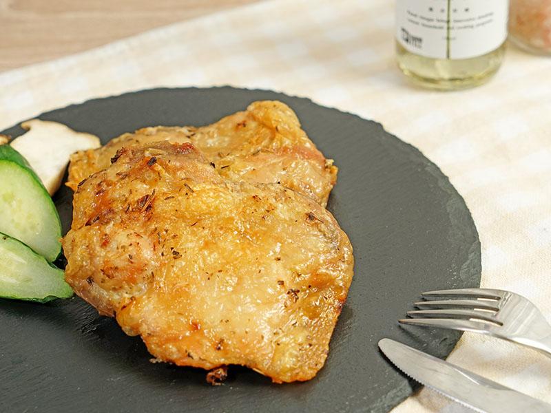 食譜-義式香料雞腿排