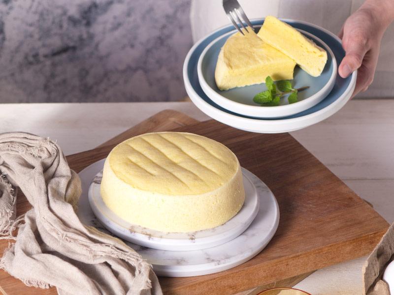 食譜-蒸蛋糕