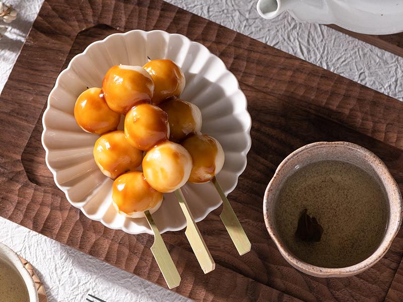 食譜-醬油團子